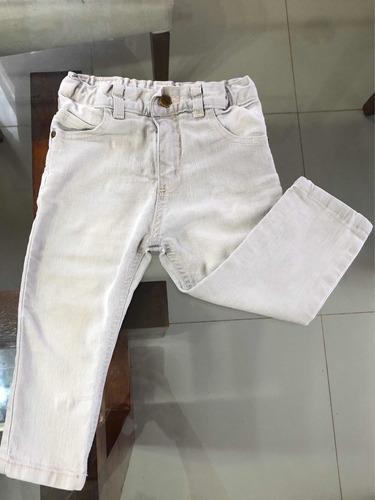 Pantalón Jeans Chupin Cheeky Talle Xl Y Talle 2 Niño Bebé X2