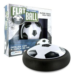 Bola Flat Ball Air Multikids Br371 Desliza Com Ar
