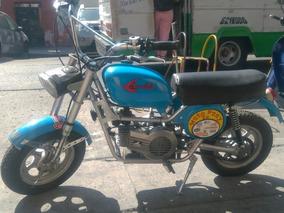 Moto Pony 1978