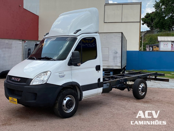 Iveco Daily 35s14 2014 Chassi