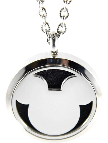 Collar Difusor Mickey Y Minnie - Aromaterapia