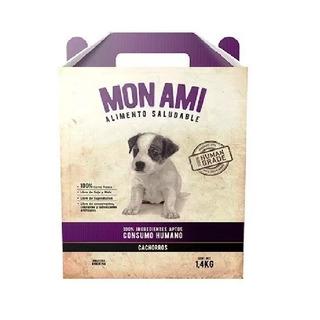 Alimento Para Perros Cachorros Mon Ami X 1,4 Kg
