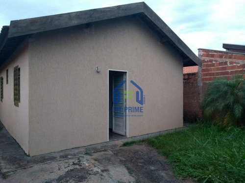 Casa Com 2 Dormitórios À Venda, 60 M² Por R$ 148.000,00 - Jardim Felicidade - São José Do Rio Preto/sp - Ca2323