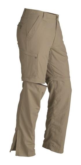 Pantalón Marmot Cruz Convertible Talla 40