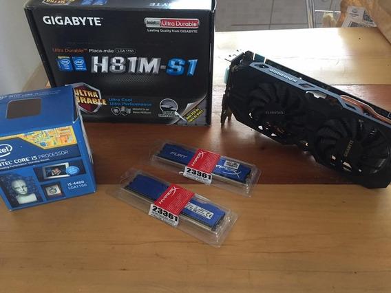 Computador I5 4 Geração Gtx 960