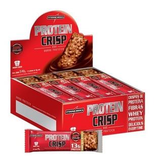 Protein Crisp Bar Integralmedica
