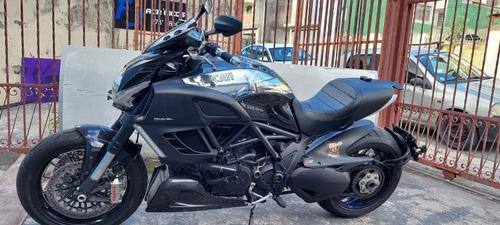 Imagem 1 de 6 de Ducati Diavel Cromo Ano 2013 Com Apenas 14 Mil Km