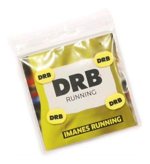 Magneto Running Drb Iman Fijar Numero Marathon Cartel Logo