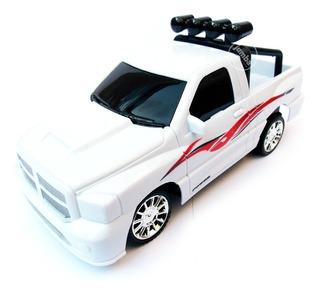 Camioneta A Radio Control Remoto Escala 1:24 Sensor Gravedad