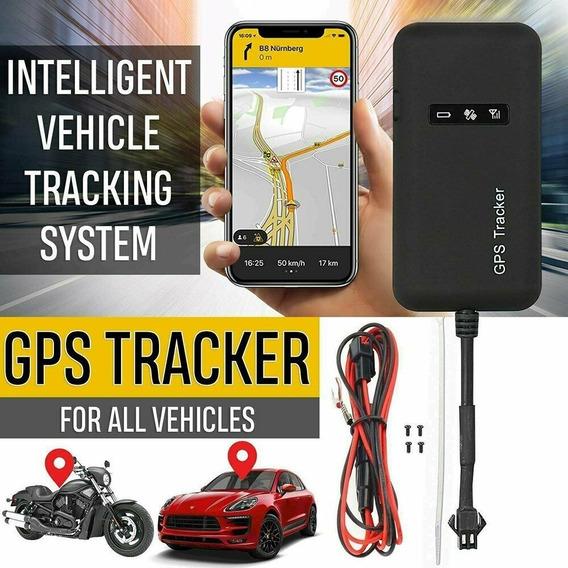 Rastreador Tempo Realgps Com Gsm Gprs Carro, Moto, Bicicleta