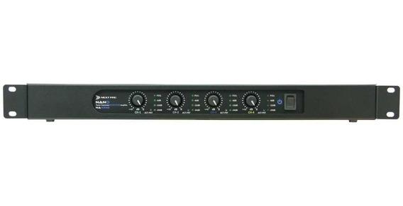 Amplificador Potência 1400w Next Pro Na 4350