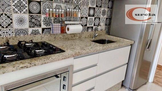 Apartamento Residencial À Venda, Vila Constança, São Paulo. - Ap4617