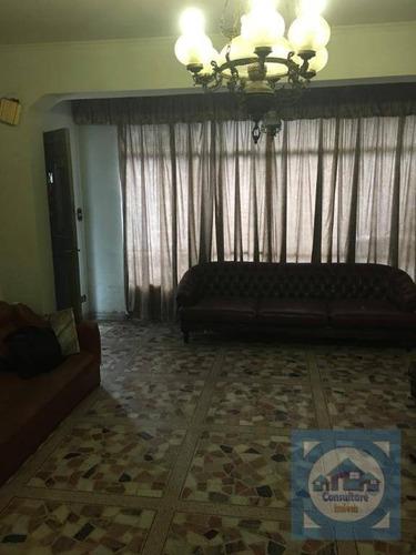Casa Com 4 Dormitórios À Venda, 250 M² Por R$ 842.000,00 - Jardim Independência - São Vicente/sp - Ca0731