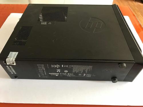 Hp Desktop Pavilion Slimline Beatsaudio, Core I3 4gb 1 Tb