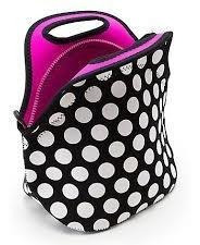 Bolso Para Lunch Tote Big Dot Blk Built Bls Tote Big
