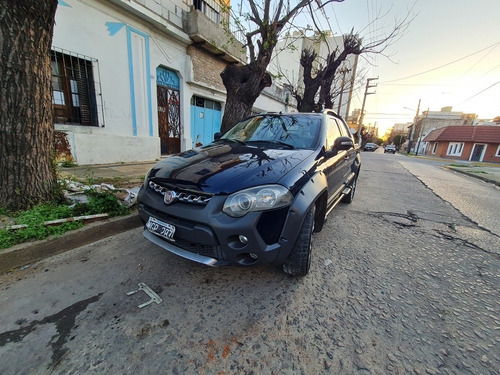 Imagen 1 de 4 de Fiat Strada Adventure Con Aire Y Direccion