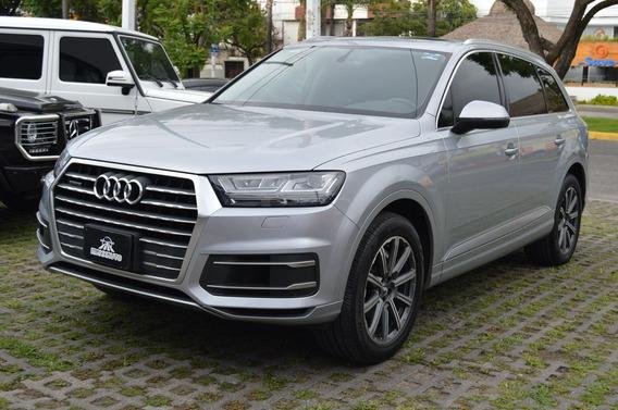 Audi Q7 2018 Elite Plata