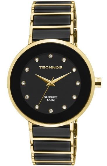 Relógio Technos Ceramic/sapphire Analógico 2035lmm/4p