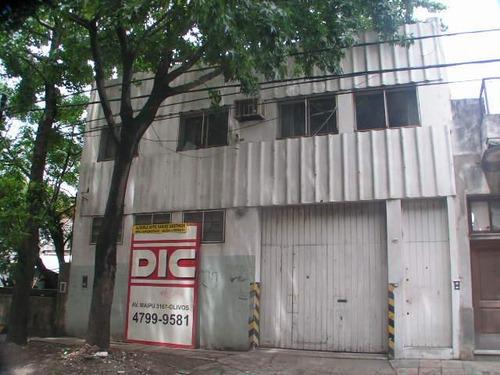 Olivos   Deposito 300m2   Alquiler