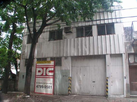 Olivos | Deposito 300m2 | Alquiler
