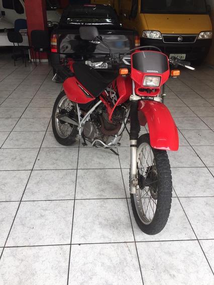 Honda Xr200 Em Ótimo Estado