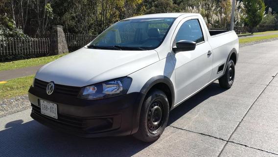 Volkswagen Saveiro 2016 45,000 Kms Perfectas Condiciones