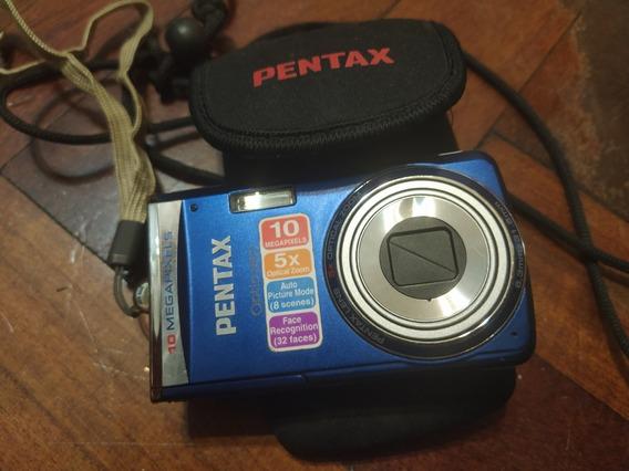 Camara Digital Pentax Sin Cargador
