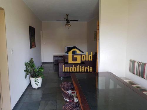 Apartamento Com 3 Dormitórios À Venda, 102 M² Por R$ 270.000,00 - Jardim Paulistano - Ribeirão Preto/sp - Ap2220