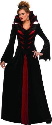 Disfraz De Vampiresa Vampiro Mujer Halloween Pupito