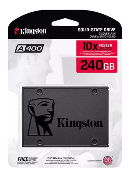 Ssd 240gb Para Notebook Acer Aspire E1-521 E1-531 E1-571