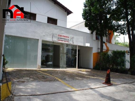 Casa Comercial Em Moema Próximo Da Estação Eucaliptos - Ca00028 - 32424696