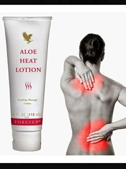 Aloe Heat Lotion Forev ( Aloe Vera Com Metol, Metila, Eucali