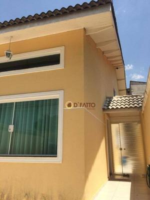 Sobrado Residencial À Venda, Vila Paulista, Guarulhos - So0578. - So0578