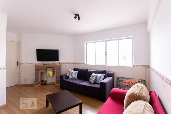 Apartamento No 11º Andar Mobiliado Com 2 Dormitórios E 1 Garagem - Id: 892977358 - 277358