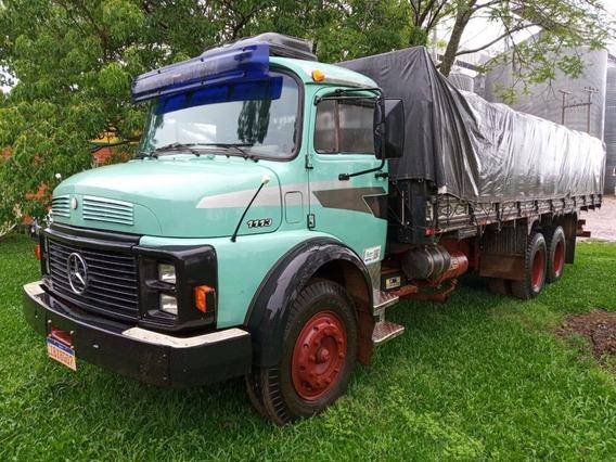 Caminhao Mb Truck Graneleiro Reduzido 1984/84