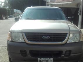 Ford Explorer Transmisión Automática 2002