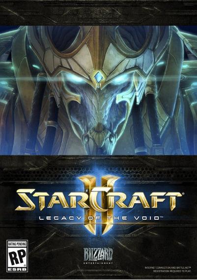 Starcraft 2: Legacy Of The Void + 2 Jogos Grátis (pc)