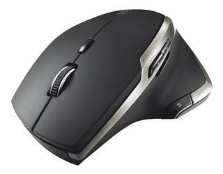 Mouse Evo Trust Laser 2400dpi Toda Superficie Inalambrico