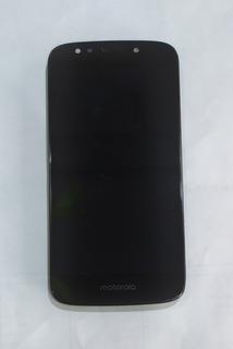 Modulo Original Moto E5 Play Go Xt1921-6 Flex Corto + Marco