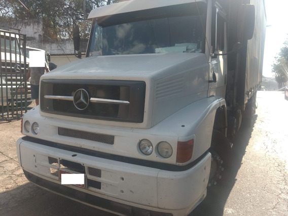Mb 1620 04/04 Truck Chassi - Só R$85.000