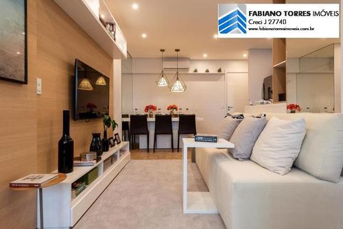 Apartamento Para Venda Em São Paulo, Ipiranga, 2 Dormitórios, 1 Suíte, 2 Banheiros, 1 Vaga - Royal_2-805109
