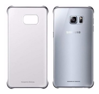 Samsung - Capa Clear Cover Original Galaxy S6 Edge+ Plus