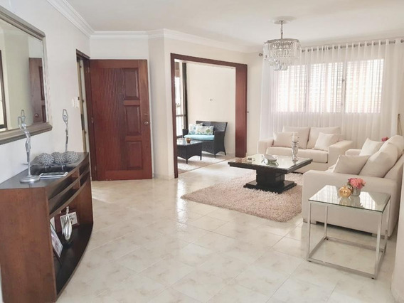Evaristo Morales Apartamento En Alquiler
