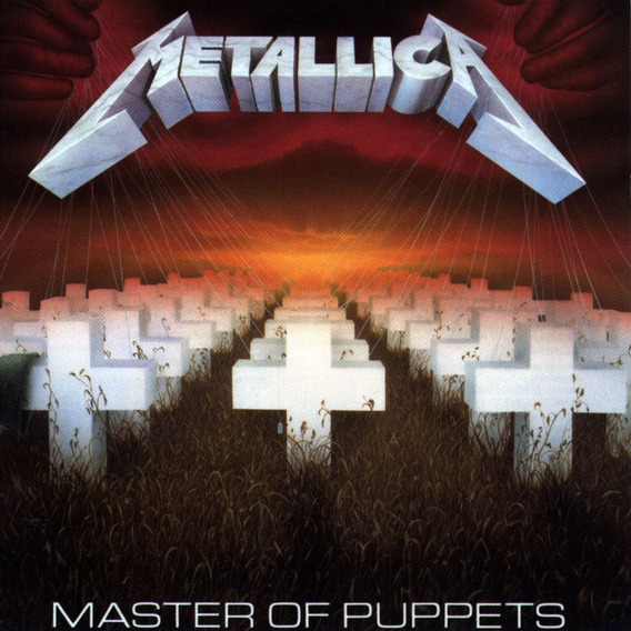 Cd : Metallica - Master Of Puppets (cd)