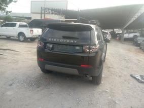 Sucata Land Rover Discovery Sport 2.2 Sd4 Se
