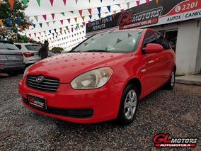 Hyundai Accent 1.4 Full Financiamos!! (( Gl Motors ))