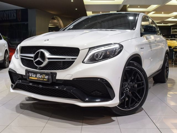 Gle 63 Amg Coupé 5.5 V8 Turbo