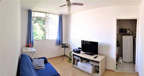 Apartamento À Venda, 66 M² Por R$ 200.000,00 - Largo Do Barradas - Niterói/rj - Ap3963