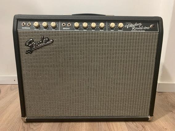 Amplificador Fender Custom Vibrolux Reverb Amp Original 90´s