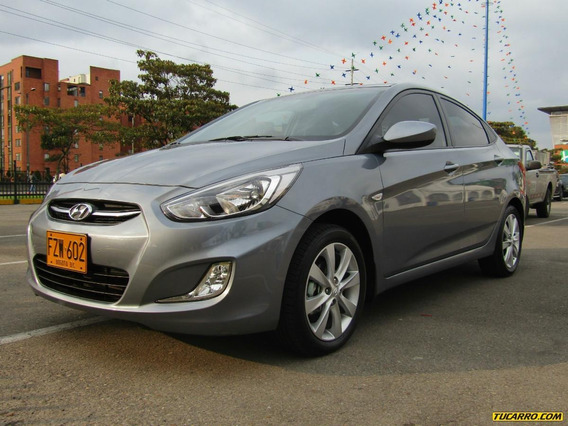 Hyundai Accent 1.6 Aa Ab Abs Mt